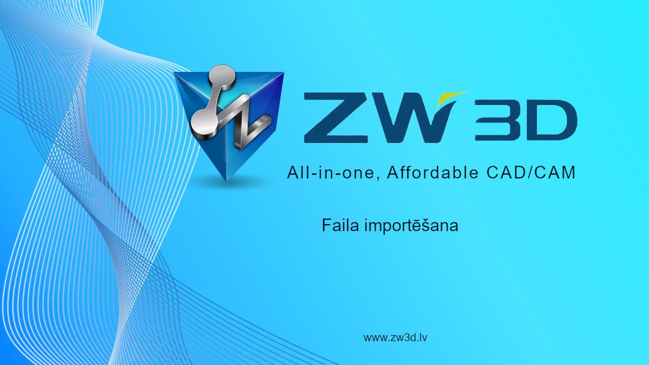 Read more about the article Faila importēšana